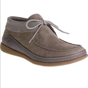 CHACO pineland moc bootie nickel gray 7